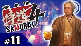 Way of the Samurai 4 Part 11   TFS Gaming