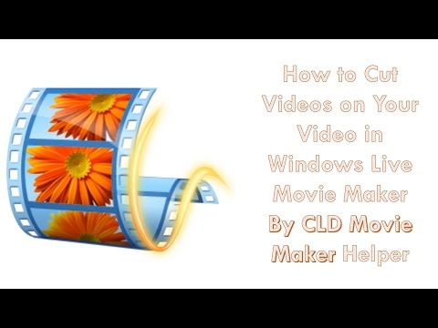 How to Cut Parts Out of Videos Using Windows Movie Maker