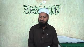 Nikah Kin Se Haram Hai?? By Moulana Riyaz Ahmed