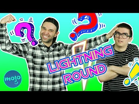 LIGHTNING ROUND! GIANT CREATURES - What Do You Knowjo Game Show
