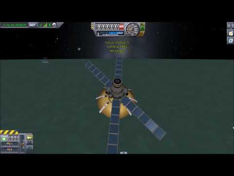 synchronous orbit around minmus