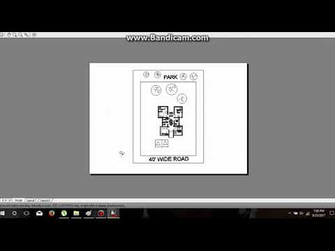How to convert dwg file into pdf  in AutoCAD (in Bangla)