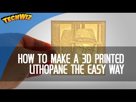 Easy Lithophane Creation with Photo To Mesh 2D Photos to 3D Meshes 3D Photo