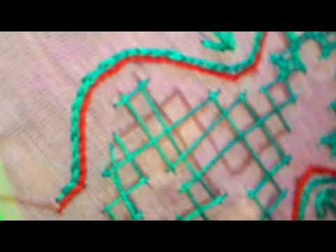 34.sindhi embroidery,sindhi tanka,kutchi work,gujrati stitch.
