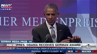 WATCH: Former President Obama Reveals What He Doesn