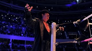 WWE RAW AFTER SHOW (The Undertaker )