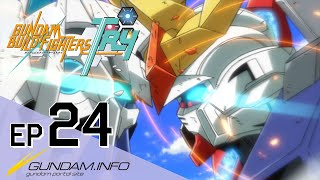 GUNDAM BUILD FIGHTERS TRY-Episode 24: Final Burst  (ENG sub)