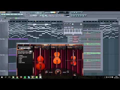 Epic Sylenth1 Emotional Uplifting Trance Melodies - Part 1 - FL Studio 11