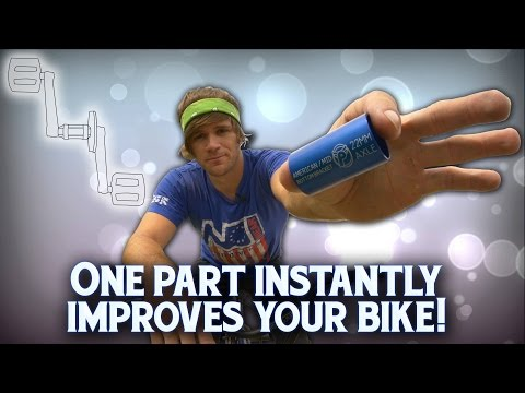 One Part Will INSTANTLY Make Your Bike Feel Better!