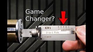 379) Kwikset KW1 Lishi Picking Spool Pins - PakVim net HD