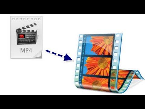 como converter videos para mp4 no movie maker