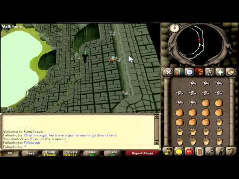 Runescape 2007 - How to get Ecto-Tokens Guide