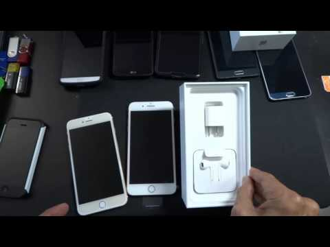 iPhone 7 Plus UNBOXING and iPhone 6 Plus Comparison. [Detailed Review]