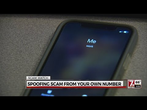 Scam alert: If your own number is calling you don't pick up