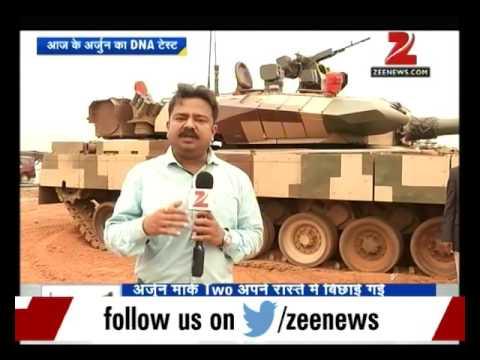 DNA: Arjun Mark 2 , India's updated main battle tank