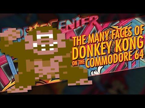 Donkey Kong (Commodore 64) - PortsCenter #52 w/ Ben Paddon