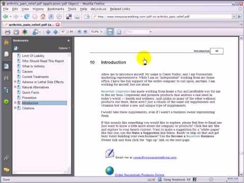 Save a PDF and Send Via Email