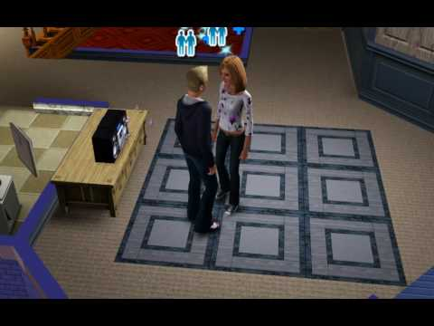 Sims 3 - Love is in the air!!