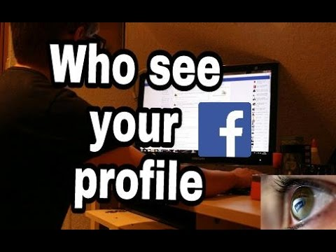 How can check who viewed and visited on my Facebook profile?
