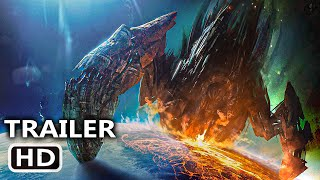 MOONFALL Official Trailer (2022) Apocalyptic Sci-Fi, New Movie Trailers 4k