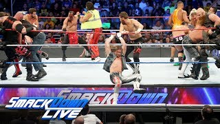 Independence Day Battle Royal: SmackDown LIVE, July 4, 2017