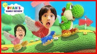 Surprised Yoshi Eggs! Let