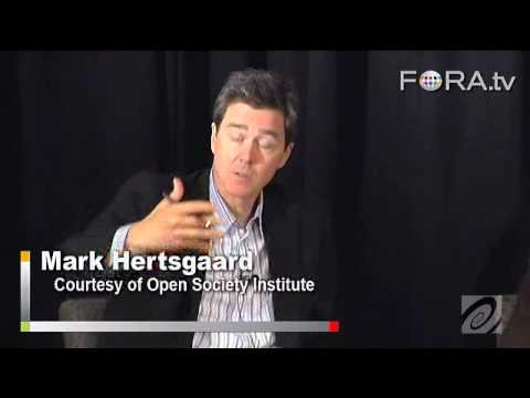 Fighting Climate Change with Photosynthesis - Mark Hertsgaard