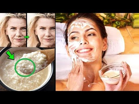 SHE WASHED HER FACE WITH THIS LIQUID TWICE A WEEK FOR A MONTH THE RESULT IS SIMPLY INCREDIBLE!