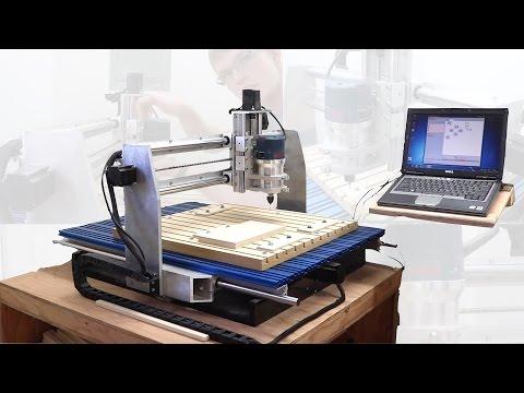 All about my CNC machine