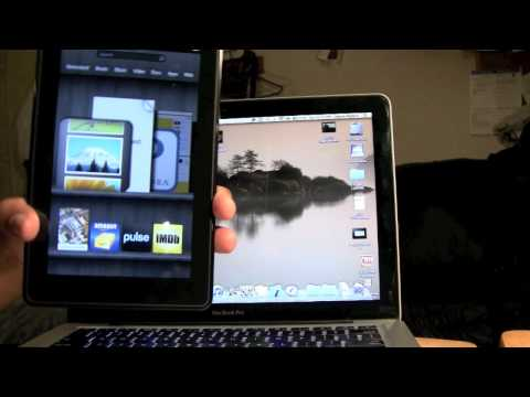 Kindle Fire - Transfering Files on to it (Mac)​​​ | H2TechVideos​​​