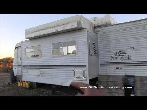 OGH - Building Addition on Camper Part 3 of 8