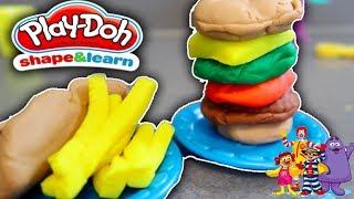 Super Siah Restaurant Play Doh Kitchen Creations