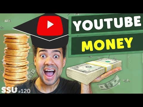 YouTube Money Pays For My College Tuition
