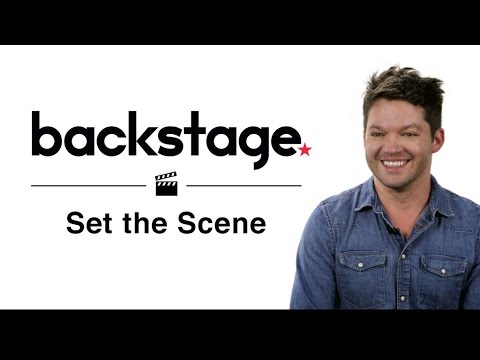 Advice for an Actor's First Day On Set