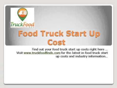 Food Truck Start Up Costs