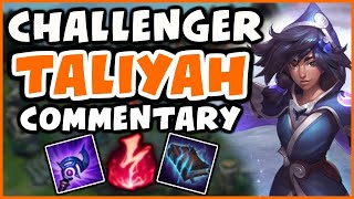Download HOW TO TALIYAH INTO ZED | Challenger Taliyah - League of Legends Video