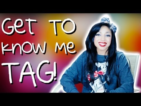 ♥ TAG! Get To Know Me! ♥ | Charisma Star