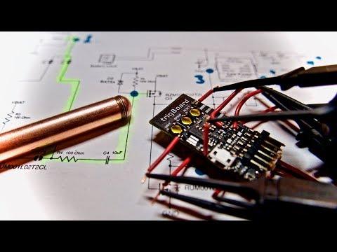 trigBoard Hardware Walkthrough & Tutorial - ESP8266 EXTREME Low Power