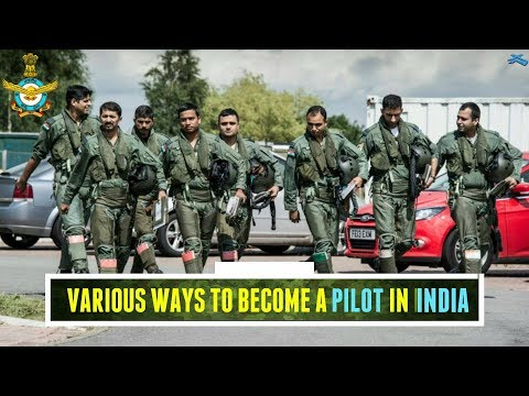 HOW TO BECOME A FIGHTER PILOT IN INDIAN ARMED FORCES!!!!