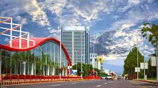 Beauty of Islamabad city, Pakistan #TimeLapse