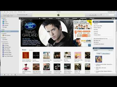 Set up iTunes Account with Gift Card - Without Credit Card