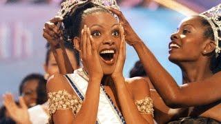 Faces Of Africa - Mpule Kwelagobe: Beauty & Brains