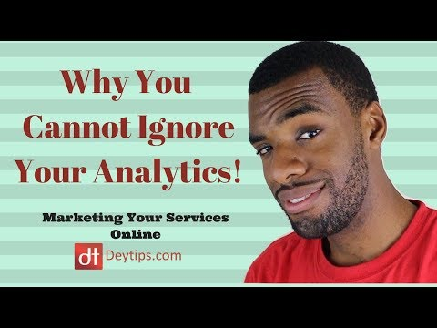 Why You Cannot Ignore Your Website Analytics