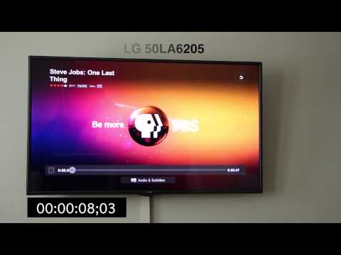 How fast connecting to NetFlix with Sony Smart TV, LG, Hisense and Samsung Smart Bluray
