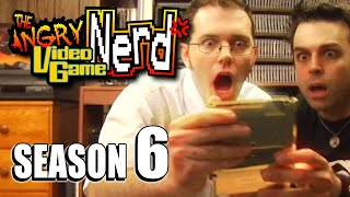 Angry Video Game Nerd Season Six
