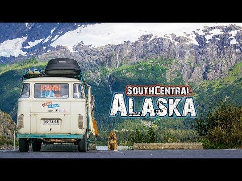 HUGE ALASKA ROAD TRIP