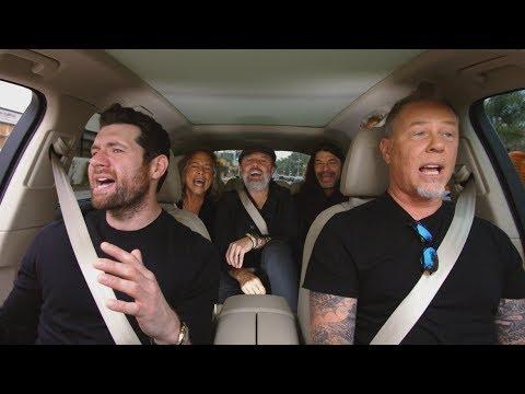 Apple Music — Carpool Karaoke — Metallica and Billy Eichner Preview