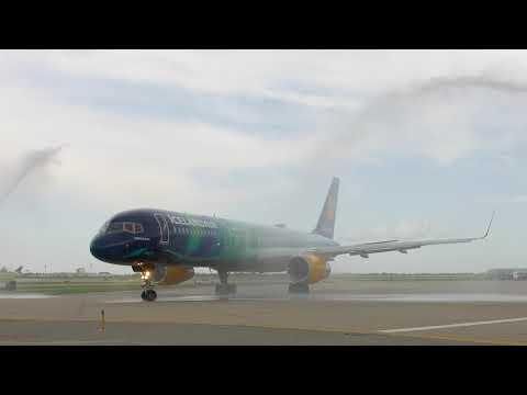 Icelandair Inaugural Event Celebration
