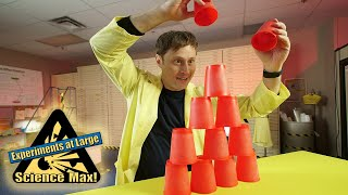 Science Max|FULL EPISODE|GEODESIC Dome | SCIENCE