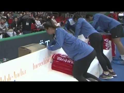 Xxx Mp4 Ajla Tomljanovic And Jarmila Gajdosova Bend Over At The IPTL 2015 Philippine Mavericks 3gp Sex